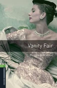 oxford bookworms library 6. vanity fair (+ mp3)-9780194621274