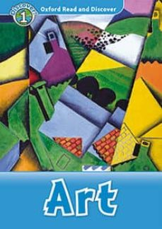 oxford read and discover 1. art (+ mp3)-9780194021333