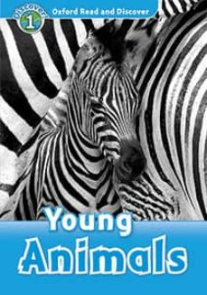 oxford read and discover 1. young animals (+ mp3)-9780194021517