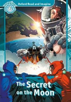 oxford read and imagine 6. secret on the moon (+ mp3)-9780194021302