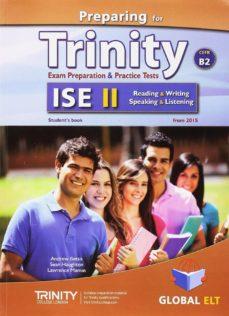 preparing for trinity. ise b2. student s book. no key. per le scuole superiori. con audio formato mp3. con e-book. con-9781781643211