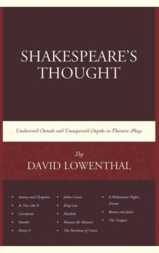 shakespeares thought-9781498537483