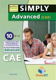 simply advanced cae - 10 tests self study edition-9781781644157