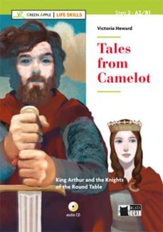 tales from camelot. book and cd (life skills)-9788468250212