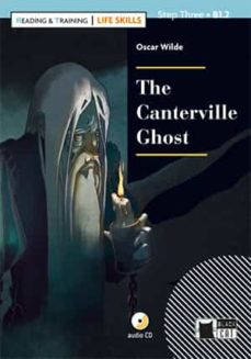 the canterville ghost. book + cd (life skills)-9788468250243