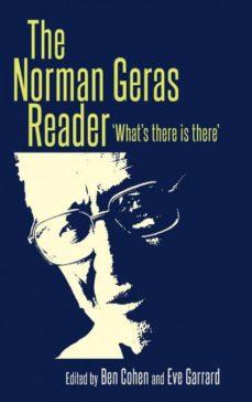 the norman geras reader-9781526103857