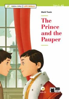 the prince and the pauper +cd life skills-9788468250205