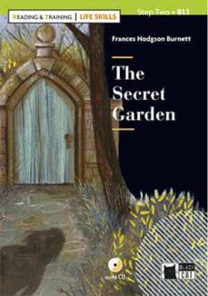the secret garden. book + cd (life skills)-9788468250236