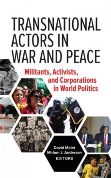 transnational actors in war and peace-9781626164420