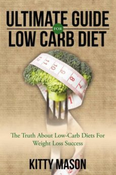 ultimate guide for low carb diet-9781681279619