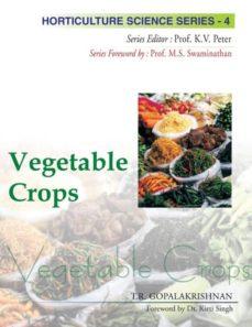 vegetable crops-9788189422417