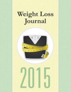 weight loss journal 2015-9781681459479