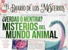 ¿verdad o mentira? misterios del mundo animal-sophie lamoureux-9788413610344