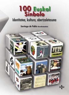 100 euskal sinbolo-santiago de pablo-ludger mees-9788430969371