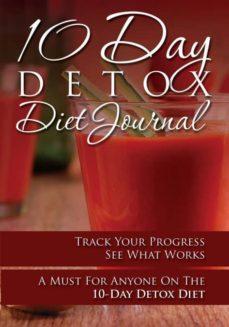 10day detox diet journal-9781631870460