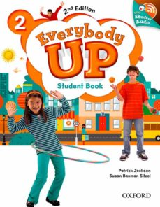 everybody up : level 3: student book with audio cd pack: level 3 : linking your classroom to the wider world-9780194107075