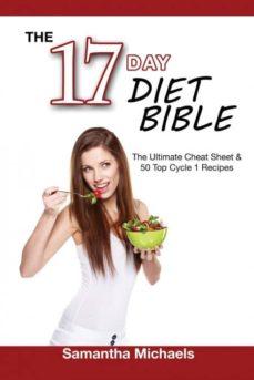 17 day diet bible-9781632875600