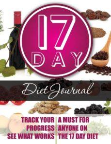 17 day diet journal-9781632874207