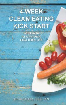 4week clean eating kick start-9781320333467