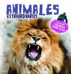 animales extraordinarios-9788466240161