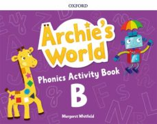 archie s world b phonics & readers pack-9780190532246
