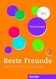 beste freunde a1. kopiervorlagen. testtrainer mit audio-cd-9783190710515