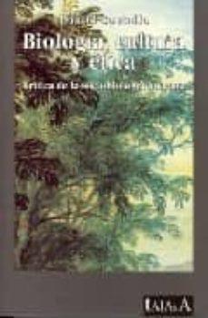 biologia, cultura y etica: critica de la sociobiologia humana-daniel soutullo-9788496266070