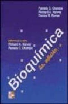 bioquimica (3ª ed.)-richard g. harvey-pamela c. champe-denis r. ferrier-9789701053775