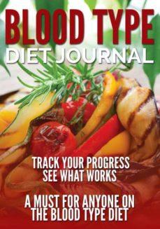 blood type diet journal-9781631870385