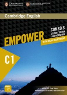cambridge english empower advanced combo b (split edition) (student s book b & workbook b with online assessment & practice)-9781316601334