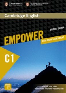 cambridge english empower advanced student s book with online assessment and practice-9781107530140