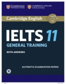 cambridge english: ielts 11 general training student s book with answers & audio-9781316503973