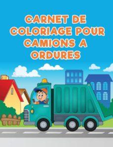 carnet de coloriage pour camions a ordures-9781635895018