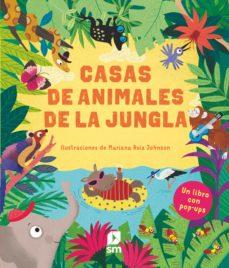 casas de animales de la jungla-9788413188690