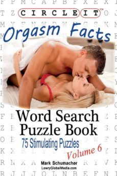 circle it, orgasm facts, word search, puzzle book-9781938625190