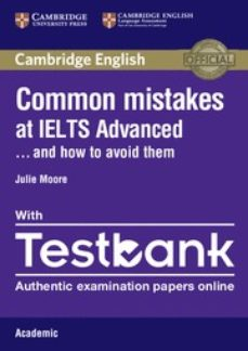 common mistakes ielts adv. how to avoid them/ acad testbank-9781316629529