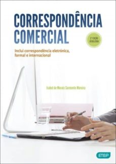 correspondencia comercial (3ª ed.) (portugues)-isabel de morais-9789728480387