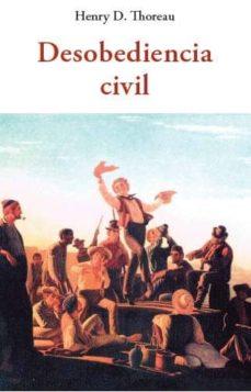 desobediencia civil-henry d. thoreau-9788497169837
