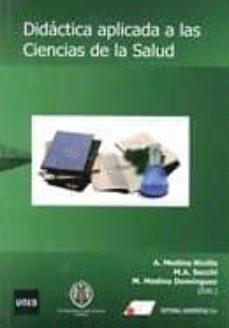 didactica aplicada a las ciencias de la salud-antonio medina rivilla-mario alberto secchi-9788479914172
