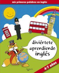 diviertete aprendiendo ingles (4-7 años) (3ª ed.)-catia lattanzi-elena ercole-9788431550714