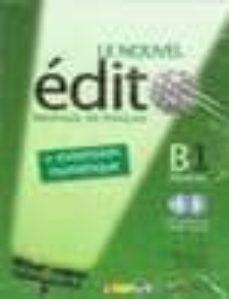 edito b2: cahier d activites (incluye cd)-elodie heu-jean-jacques mabilat-9788490813317