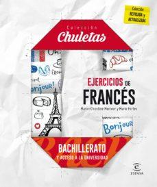 ejercicios de francés para bachillerato (chuletas 2016)-9788467046595