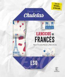ejercicios de francés para la eso (chuletas 2016)-9788467044454