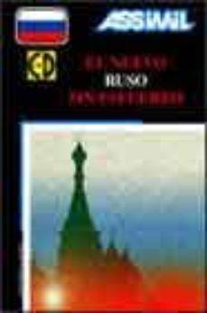 el nuevo ruso sin esfuerzo (multimedia pack libro y 4 cd)-v. dronov-9782700520293