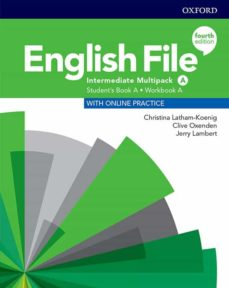 english file int (multipack) student book/workbook a 4ed-9780194035729