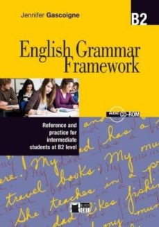 english grammar framework. book + cd-rom (b2)-9788853009623