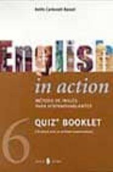 english in action (vol. 6): quiz booklet-delfin carbonell basset-9788476284193