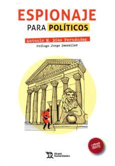 espionaje para politicos-9788416556939