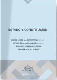 estado y constitución-eduardo de celis gutiérrez-9788418718274