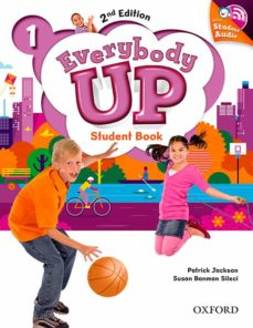 everybody up : level 1: student book with audio cd pack: level 1 : linking your classroom to the wider world-9780194107068